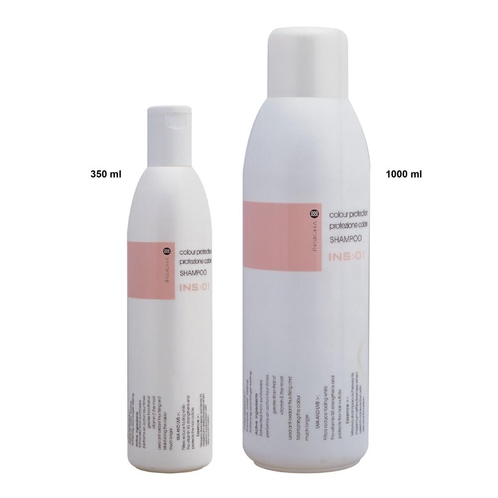 INSIGNA 植物素纖染後鎖色洗髮乳1L