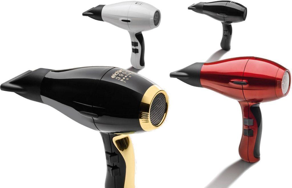 Elchim 3900 Healthy Ionic Hair Dryer 負離子風筒 Black&Gold