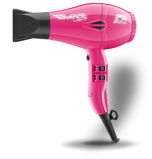 Parlux Advance Light Hair Dryer Cherry