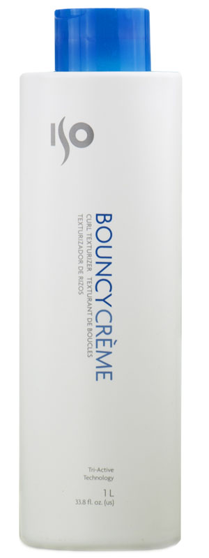 ISO Bouncy Creme Curl Texturizer - 1L