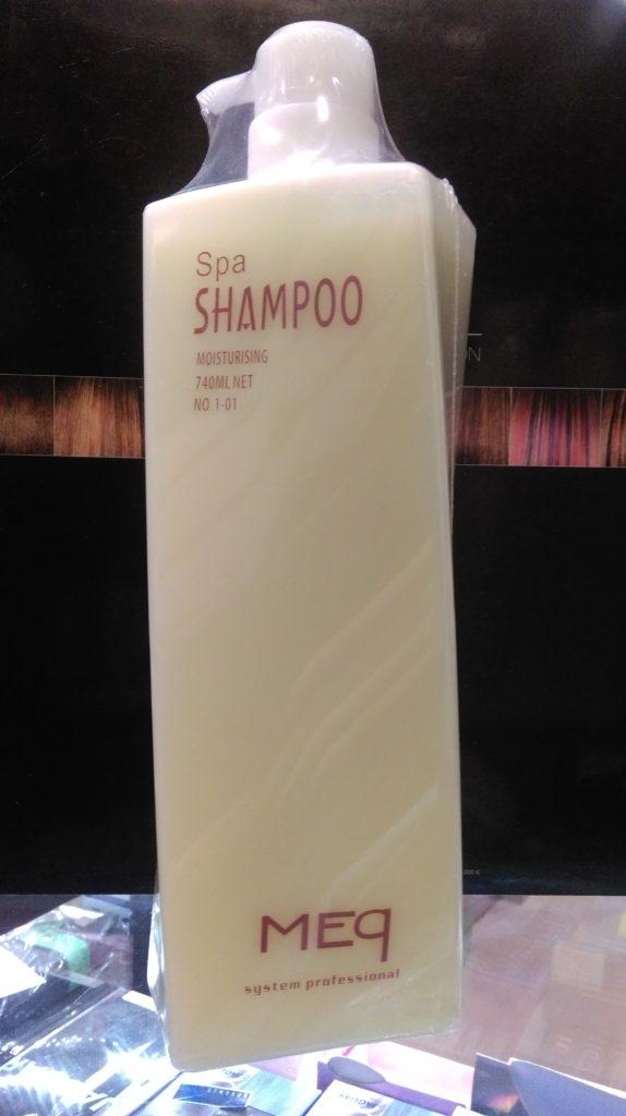 Meq/Oba Shampoo Moistursing 740ml