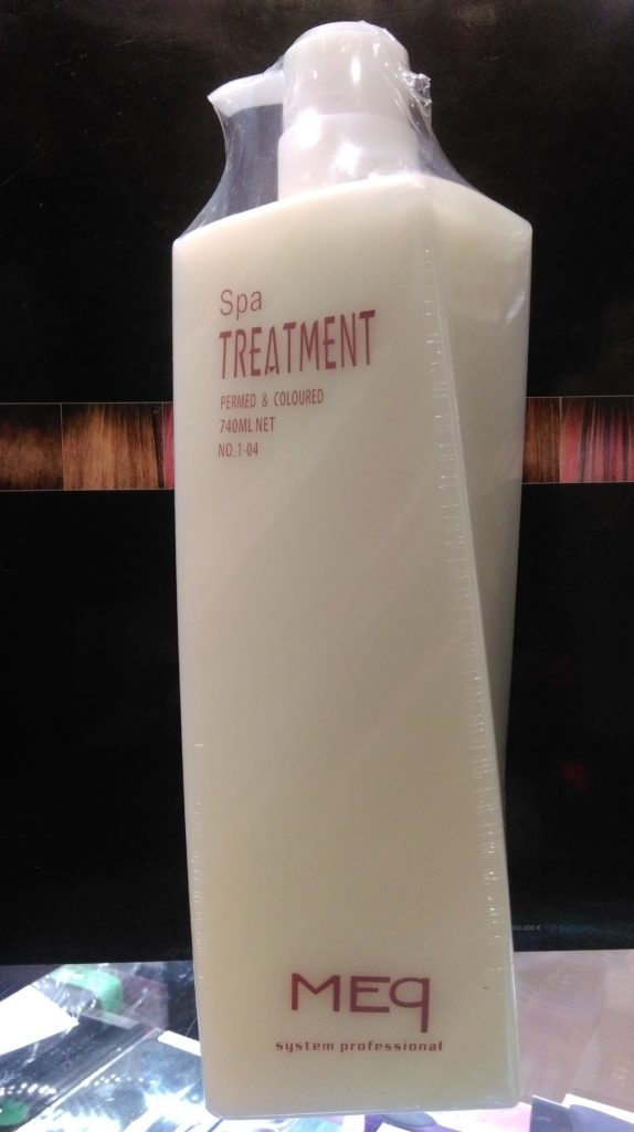 Meq/Oba Treatment Permed & Coloured 740ml