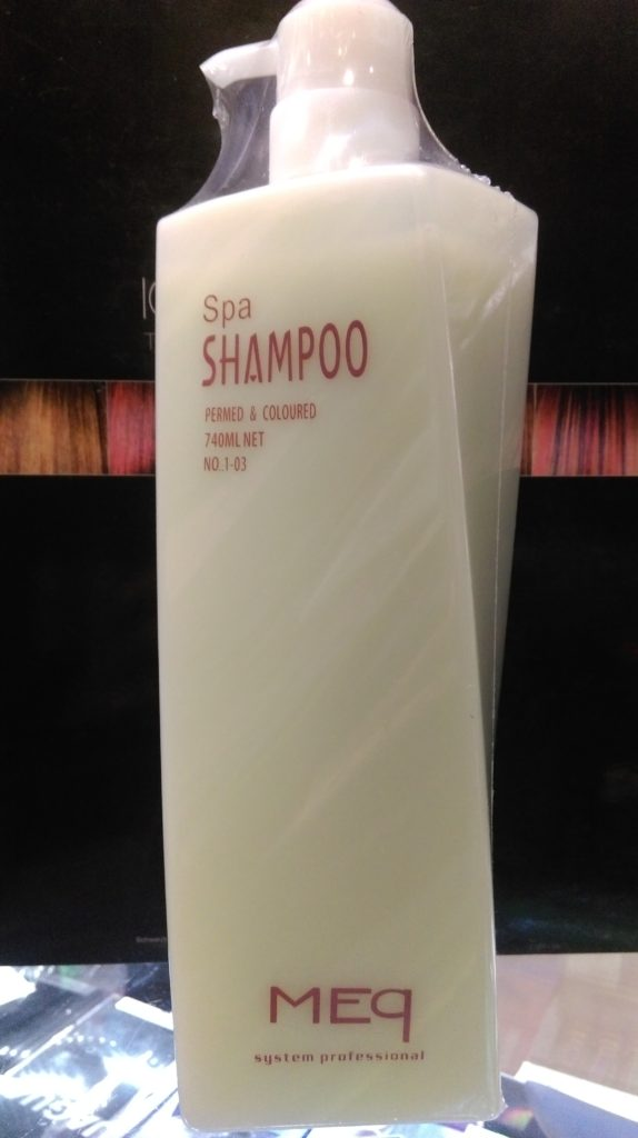 Meq/Oba Shampoo Permed & Coloured 740ml