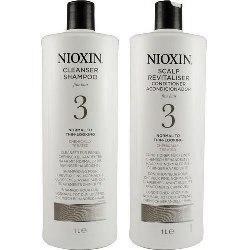 Nioxin SYSTEM 3 Shampoo 1L