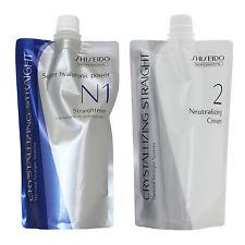 Shiseido Professional Crystallizing Hair Straightener N1+2