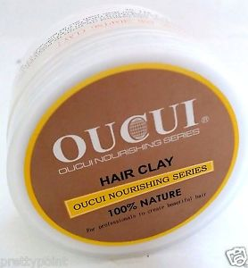 OUCUI Nourishing Series Nature Hair Clay 85g