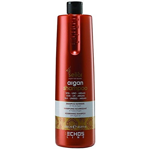 Echos Seliar Argan Shampoo 1Liter 堅果洗髮水