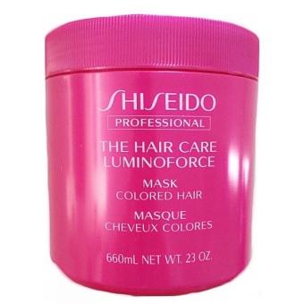Shiseido Luminoforce Mask 660ml