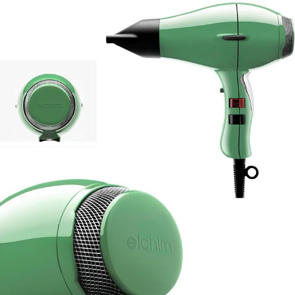 Elchim 8th Sense Hair Dryer -Milky Mint
