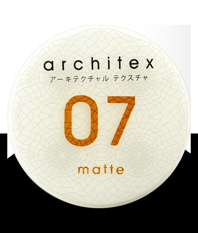 Architex 07 Matte 髮泥85g